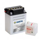 Varta Powersports Freshpack A514 514401 YB14A-A2