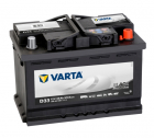 Varta Promotive Black D33